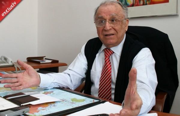Ion Iliescu presedinte
