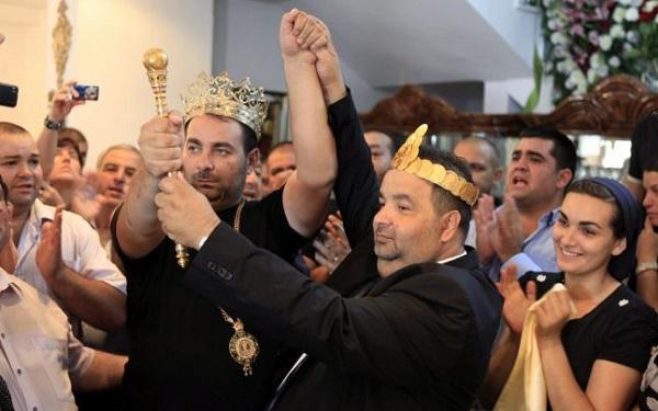 Regele Cioaba presedinte