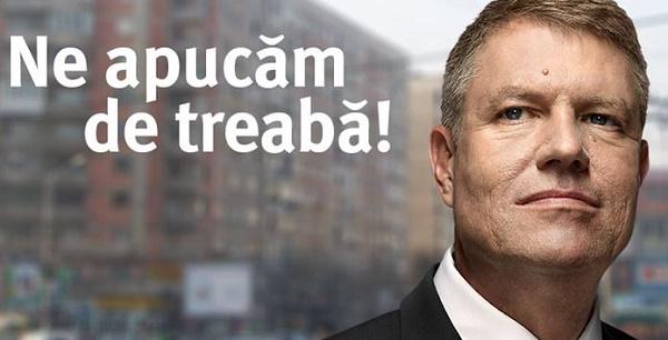 Klaus Iohannis a socat din nou