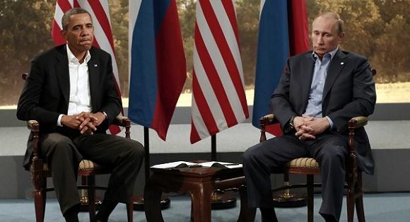Vladimir Putin Presedintele Americii