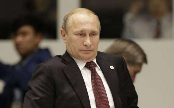Vladmir Putin este viu