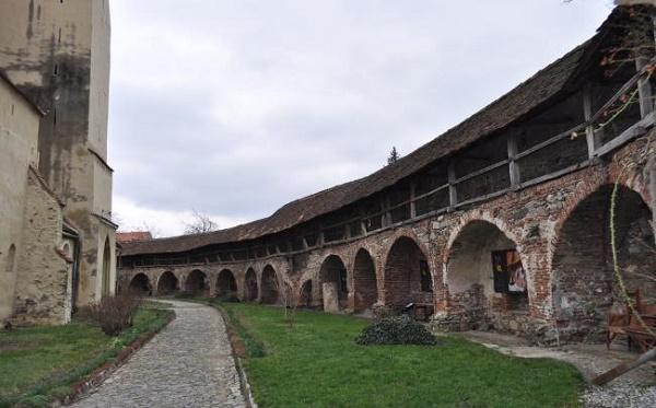 Biserica fortificata din Cisnadie