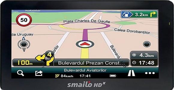 GPS Smailo HD