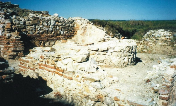 Cetatea dacica Halmyris Murighiol
