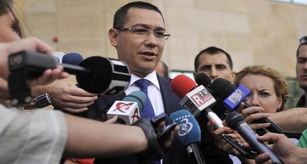 Victor Ponta inculpat