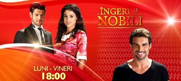 Serialul Ingeri si Nobili este kLumea