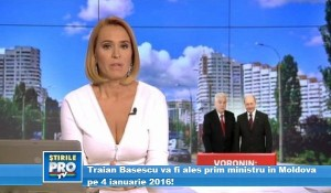 Traian Basescu si Moldova